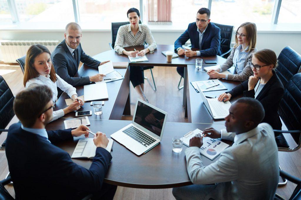 Shareholders in Business